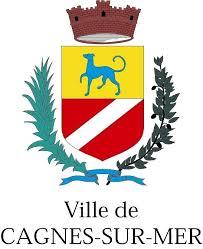 Logo Ville de Cagne-sur-mer